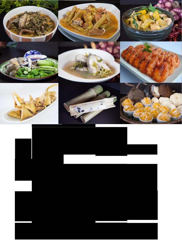 บทความ KM - แนวปฏิบัติที่ดี ภูมิปัญญาอาหารไทยพื้นบ้านกับการเรียนรู้ตลอดชีวิต-9